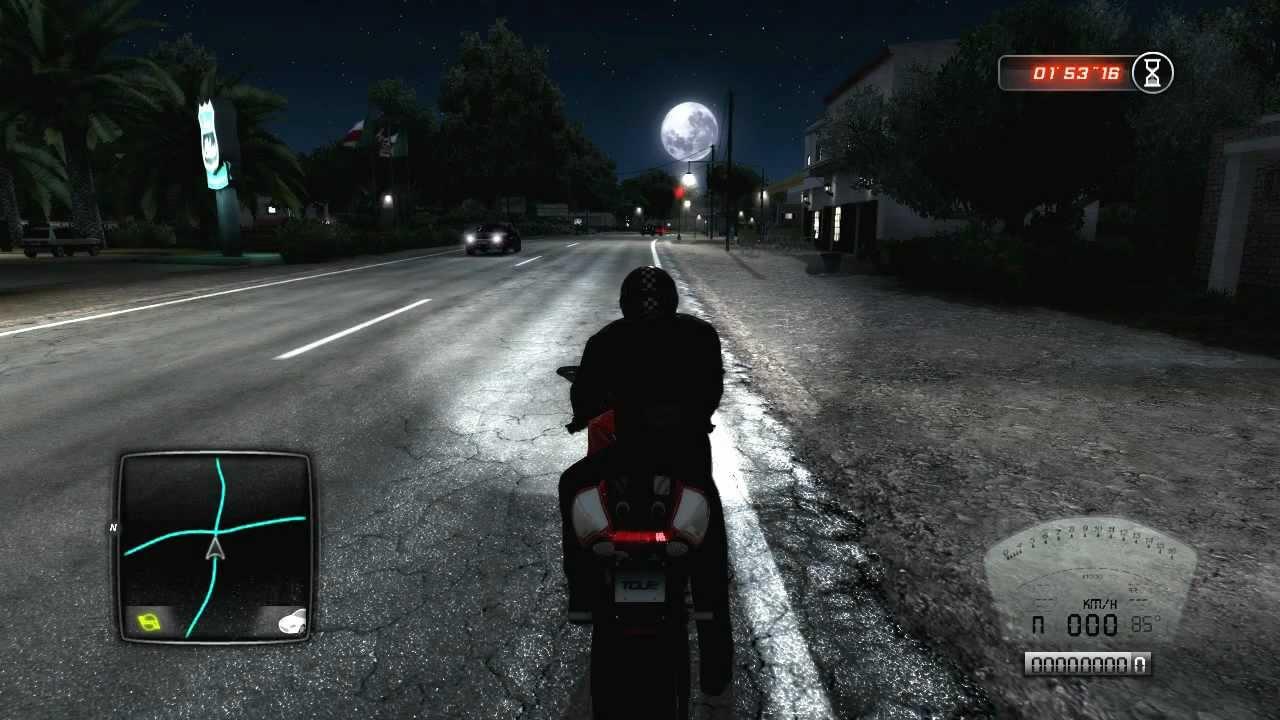 motocikl games