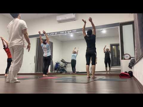Tập Yoga miễn phí cùng Hoàng Trọng Vinh - Ngày 29