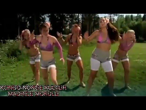 Norway - Congo Music.wmv