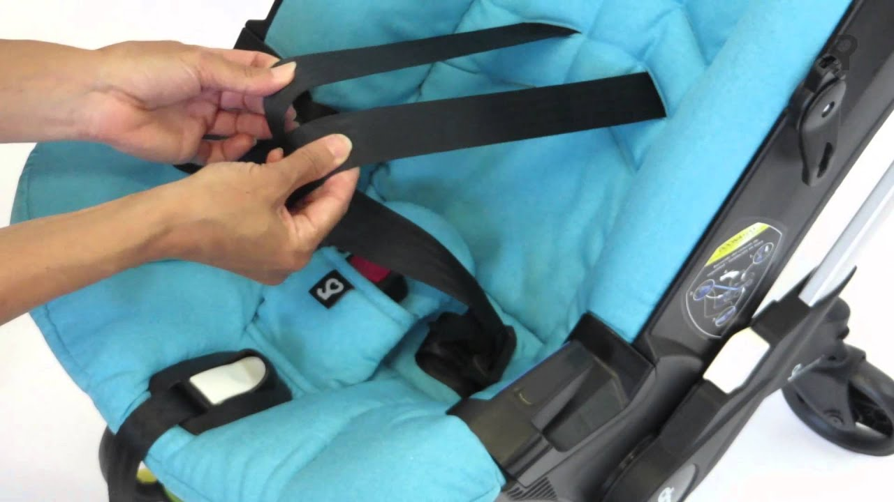 Doona Infant Car Seat - Seat Cover Removal - YouTube
