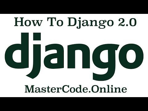 Create A Unique Slug In Django 2.0