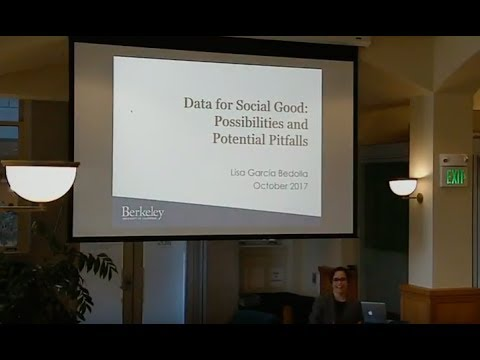 Data for Social Good: Possibilities and Potential Pitfalls