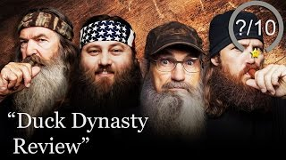Duck Dynasty Review (Video Game Video Review)