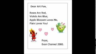 A Message From Apple Flainsom (AKA Evan Channel 2000)