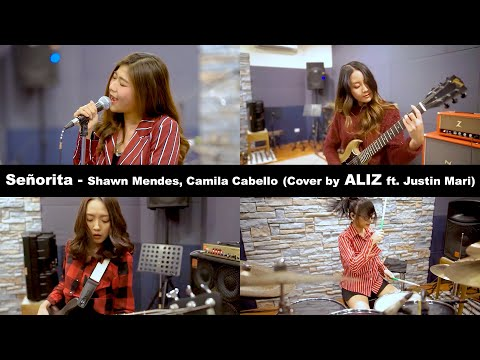 Shawn Mendes, Camila Cabello - Señorita [Cover by . ALIZ ft. Justin Mari]