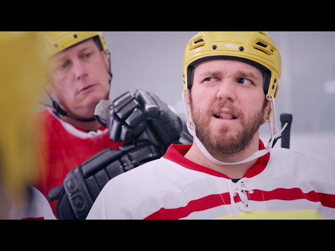 HARIBO Ice Hockey Commercial Sour Gold-Bears