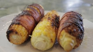 How To Make Bacon Wrapped Corn On The Cob: The Ultimate Memorial Day Menu - Modernmom