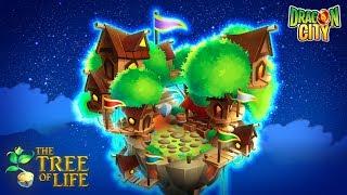 #DragonCityTreeOfLife: the Alliance Grove!!