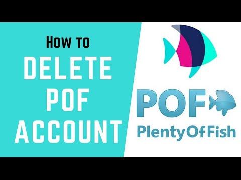 How To Delete Pof Account   Permanently Remove POF Account   POF.com