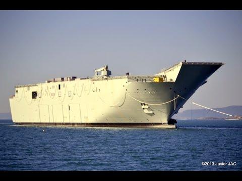 """Class ship """"(LHD ) Adelaide"""" Amphibious Assault Ship concept Canberra."""