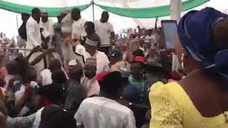 Kwara people chase Jubril/Buhari - Biafra news today