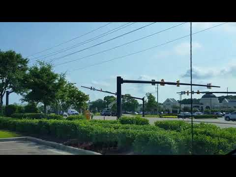 Matt Provo - Truck With Its Crane Up Wreaks Everything On An Intersection