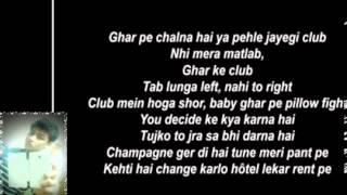 Blue Eyes(Lyrics) Full Video Song Yo Yo Honey Singh | Blockbuster Song Of 2013