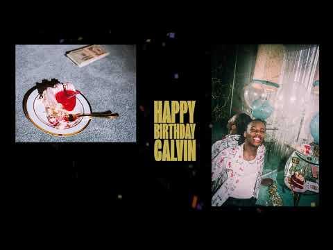 "HappyBirthdayCalvin - ""Willow Tree"" (Official Audio)"