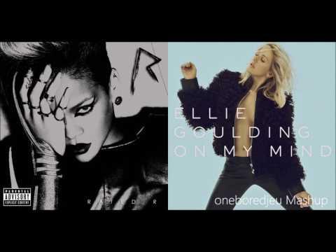 Boy On My Mind - Rihanna vs. Ellie Goulding (Mashup)