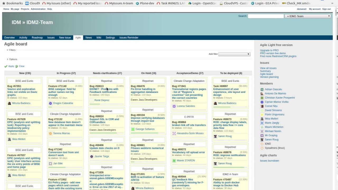 Agile plugin in Taskman - a quick demo
