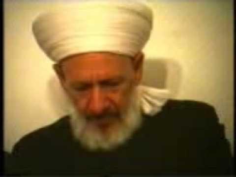 Rahmetli Şeyh M.Emin heyderi ve Şeyh Abdulğeni yer (Eşme)Salika'ya bagli Bereketli Köyü 1996.