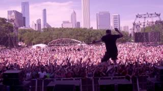 Perry Farrell Talks Lollapalooza