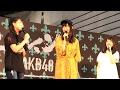 170611 山田菜々美 佐藤朱 高橋彩音 (AKB48 チーム8)~パレオはエメラルド・ナギイチ…
