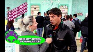 Bake Off Brasil -  4ª temporada | Beca Milano & Olivier Anquier