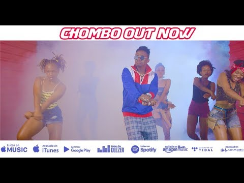 Rayvanny - Chombo (Official Music Video) thumbnail