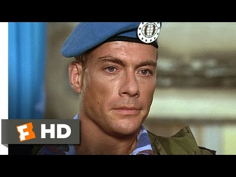 Street Fighter (1994) - Who Wants to Go With Me? Scene (3/10) | Movieclips