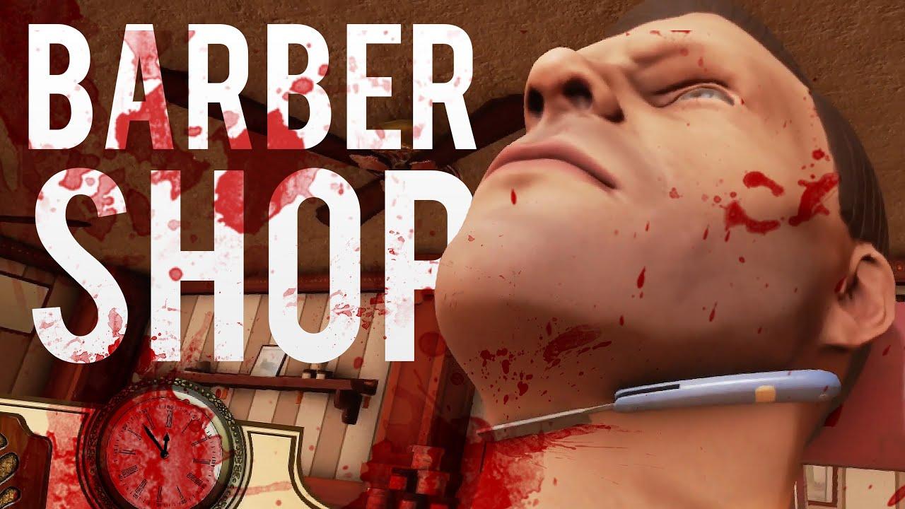 barber shop games