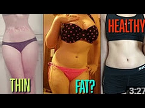Re: Fat, Thin or Healthy?