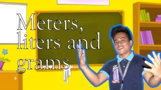 Meters, Liters and Grams Music Video