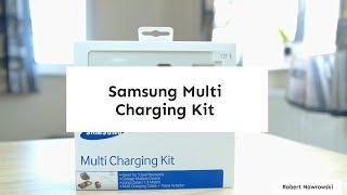 Samsung Multi Charging Kit Prezentacja PL