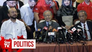 Dr M: PPBM to hold meeting on July 20th