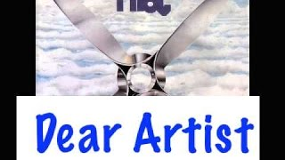 Pilot- Dear Artist