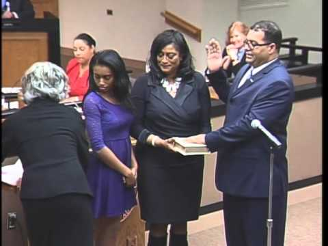 2016 Dayton City Commission Swearing In Ceremony