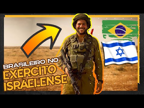 COMO SERVIR NO EXÉRCITO ISRAELENSE | UM BRASILEIRO NA IDF | LADO R