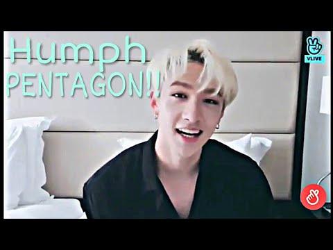 Bangchan - Stray Kids Listening To Humph - Pentagon
