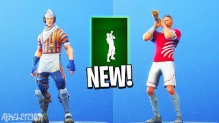 "NEW EMOTE & SKIN SERGENT STEAK (New ""Battle Call"" Emote + Grill Sergeant) ! Fortnite Battle Royale"