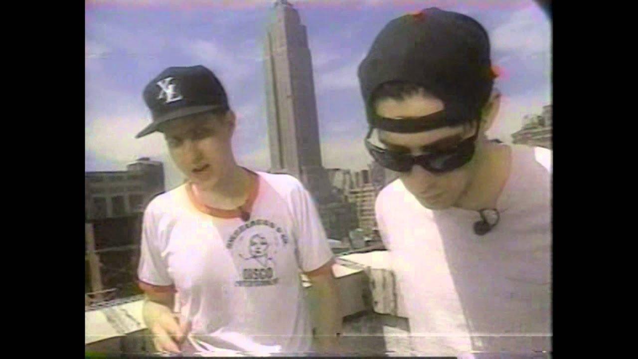 Beastie Boys HD : MTV House Of Style - 1992 - YouTube