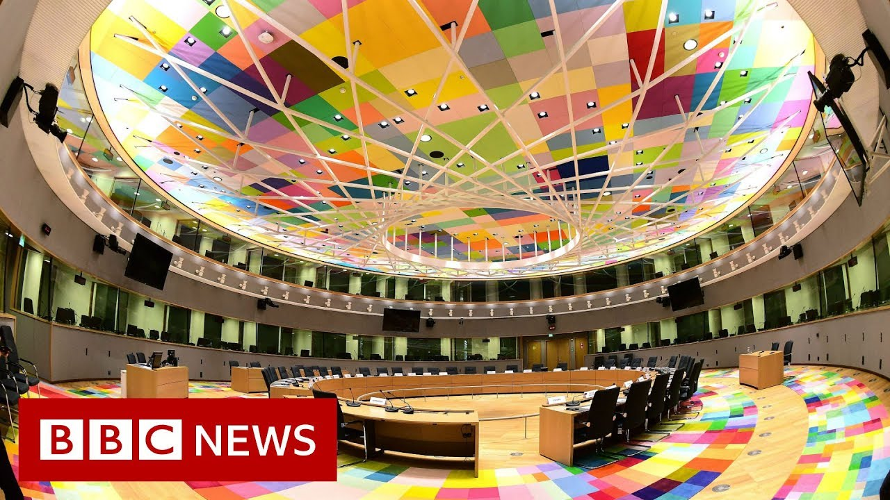 Brexit: Emergency EU Summit takes place in Brussels – BBC News