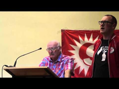 Bernie Sanders - Eine politische Revolution in den USA? - Peter Taaffe (CWI) & Diskussion