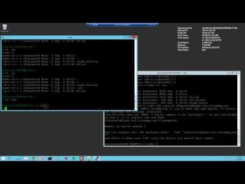 OpenSSH - Using RSA Public Keys for SSH Connection (ssh-keygen, ssh-copy-id, ssh- keyscan)