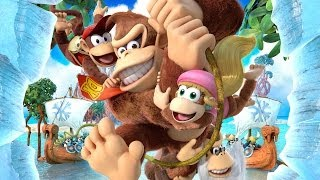 Donkey Kong Country Tropical Freeze -- Bop Till You Drop