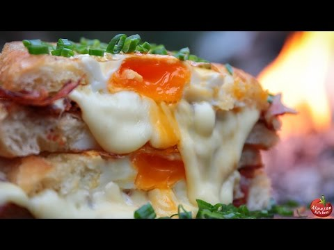 Best Egg Sandwich Ever - FOODPORN WARNING!