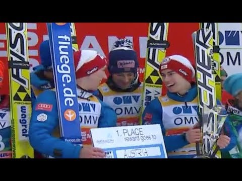 Austria wins 2014 Ski Jumping World Cup - Universal Sports