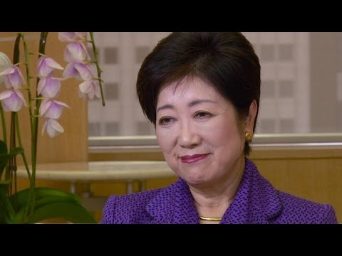 Women changing Japan's political landscape