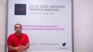 Social Innovators for the Next Generation Internet - Panayotis Antoniadis, ETH Zurich