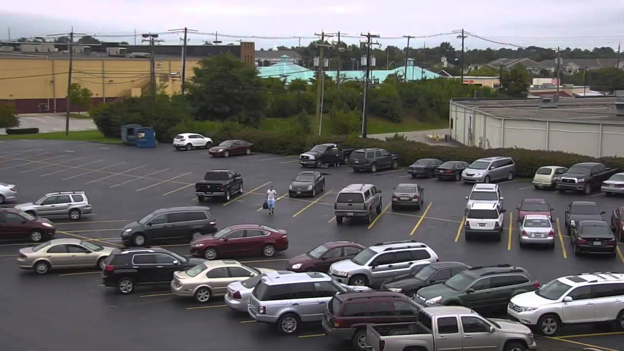 Bosch AutoDome Security Camera Target Lock - Lexington KY