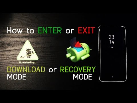 Galaxy S8 Recovery & Download Mode EXPLAINED! | #TheMoreYouKnow | Ep.1