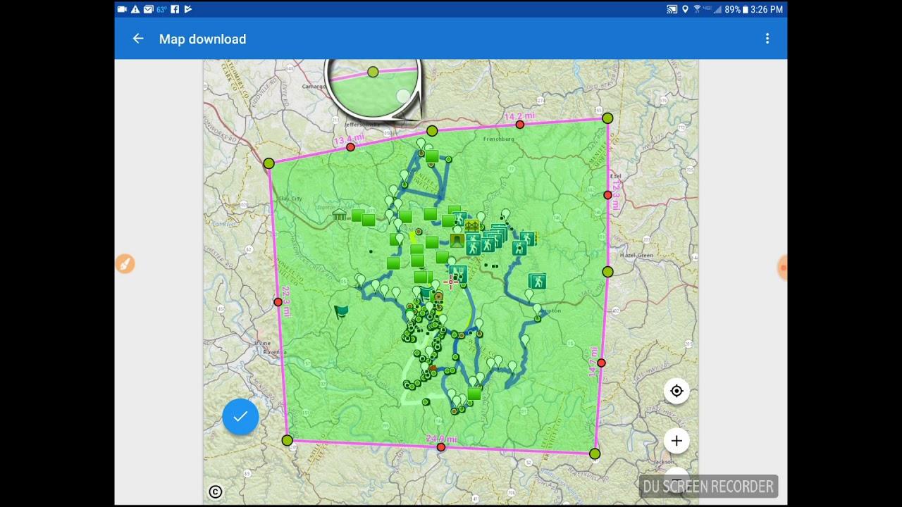 locus map pro apk 2018