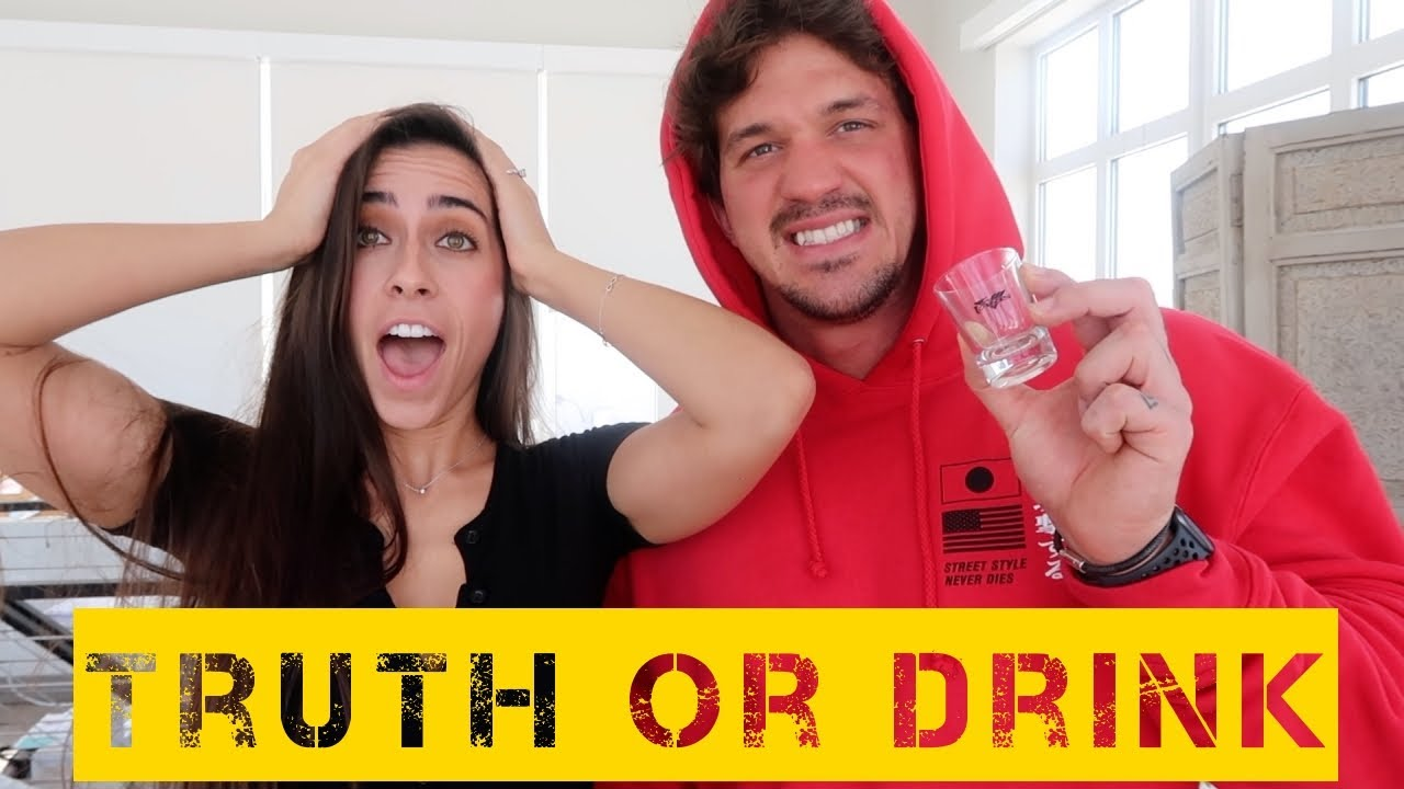 Truth or Drink | Couples Edition *Don't watch this mom*