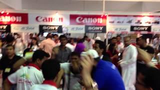 GITEX FESTIVAL DUBAI 2013 -AL FALAK ELECTRONICS ( JALEEL VILLIAPPALLY )